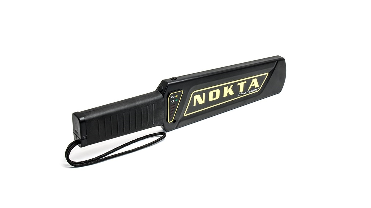 NOKTA ULTRA SCANNER PRO DETECTEUR DE SECURITE